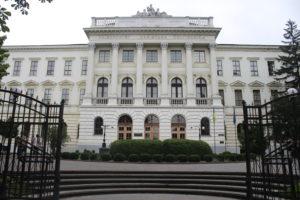 Ingresso del Politecnico di Lviv