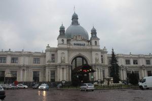 Stazione Centrale di Lviv