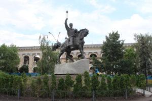 Monumento a Petra Sagaidachnogo