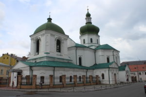 St. Nichola's Prytyska Church