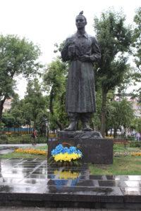 Monumento a Grygorij Savyc Skovoroda