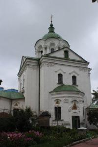 Chiesa Mykola Naberezhno - retro