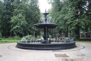 Fontana del Mariinsky Park