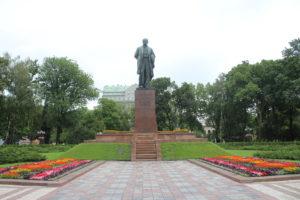Dedicato a Taras Shevchenko