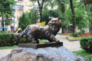 Il Monumento al Gatto