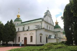 Monastero nel complesso di Santa Sofia.