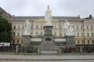 Monumento alla Principessa Olga