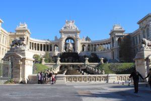 Palais Longchamp - panoramica