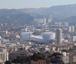 Lo Stade Velodrome