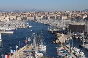 Stupendo scorcio di Marsiglia