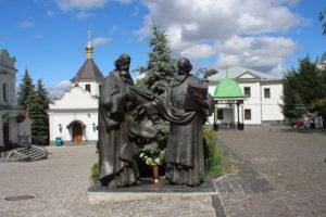Monumento a Cirillo e Metodio