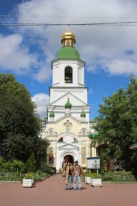 Voskresinska Church