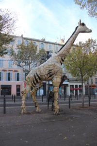 Giraffe...a Marsiglia