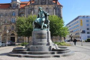 Monumento ad Otto von Guericke