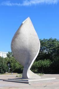 Monumento all'amicizia tra i popoli