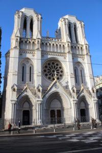 Basilique Notre Dame del'Assomption di giorno