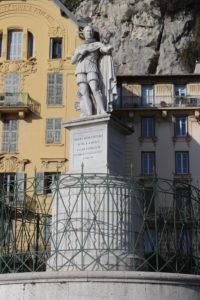 Dedicato a Carlo Felice di Savoia