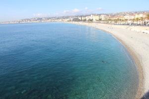 Nizza a metà novembre: spettacolo puro