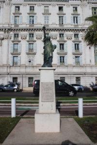 Miniatura della Statua della Libertà