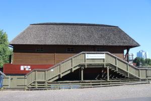 Historische Schiffsmuhle