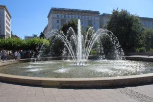 Fontana in Urlichplatz