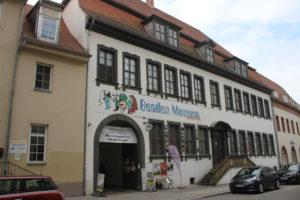 Il palazzo che ospita il Beatles Museum