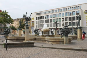 Gobelbrunnen