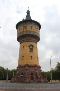 Torre dell'acqua Nord