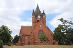 """Chiesa Evangelica """"Pauluskirche"""""""