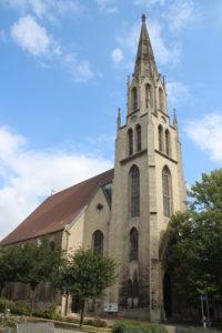 Chiesa Evangelica St. Maximi