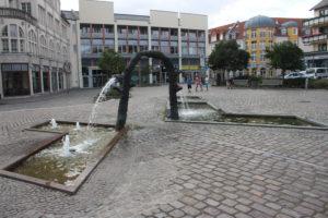 Questa fontana è proprio brutta...