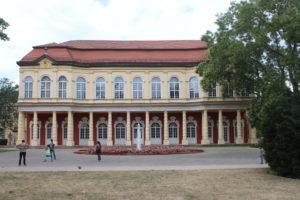 Salone del Giardino del Castello