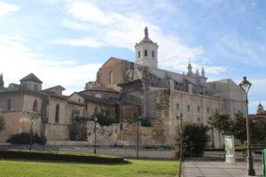 Retro del complesso della Cattedrale