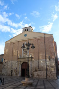 Iglesia de San Martin y San Benito el Viejo