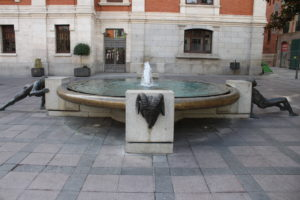 Fontana in Plaza de la Rinconada