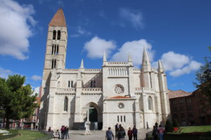 Iglesia de Santa Maria de la Antigua - 1