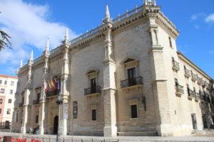 Palacio de Santa Cruz - esterno