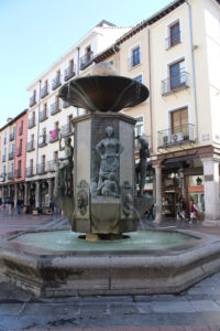 Plaza de la Fuente Dorada