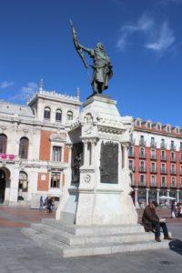 Monumento al Conde Ansurez