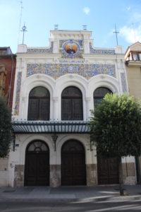 Teatro Lope Vega