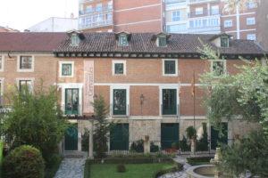 Esterno della Casa-Museo di Cervantes