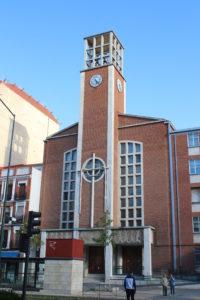 Iglesia des Padres Franciscanos
