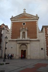 Iglesia de las Esclavas del Sagrado Corazon de Jesus