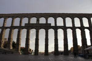 Acquedotto di Segovia - Controsole è fenomenale