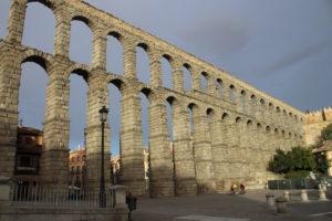L'acquedotto di Segovia - 1