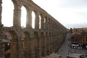 L'acquedotto di Segovia - 3
