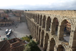 L'acquedotto di Segovia - 2