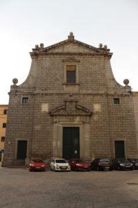 Iglesia del Seminario Diocesano