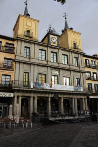 Municipio di Segovia