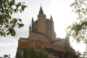 Alcazar di Segovia - 1